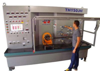 TH100 / TH150 – Bancada para Teste Hidráulico